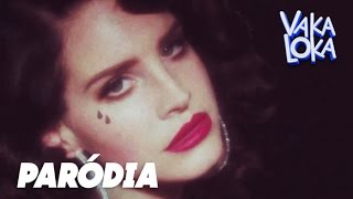 Lana Del Rey - Young And Beautiful (Paródia/Redublagem)