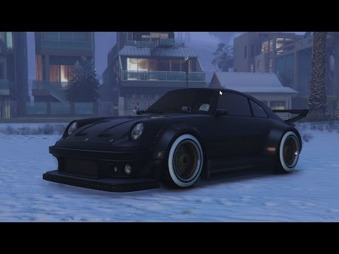 GTA 5 – Az új Pfister Comet Retro Custom Customization / Tuning (Import/Export DLC #28[HUN][HD]