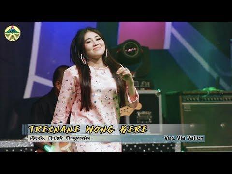 Video dan Lirik Lagu Dangdut Koplo Tresnane Wong Kere - Via Vallen