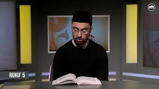 Part 11 Holy Qur'an   #Ramadan2020   Murabbi Nafees Ahmed Qamar   تلاوتِ قرآن مجید