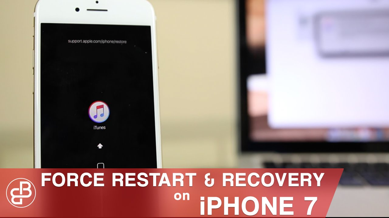 what does restore iphone do iphone 7 how to fix black screen restart 3888