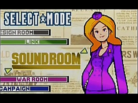 Advance Wars 2: Black Hole Rising Soundroom Full OST