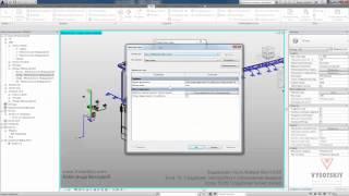 Vysotskiy consulting - Видеокурс Autodesk Revit MEP - 10.05 Создание плана этажа