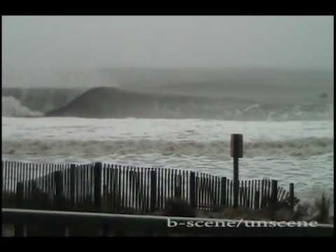 Mega Monday - Hurricane Sandy Ocean City, MD - The Surfers View