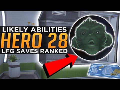 Overwatch: Hero 28 Likely Abilities & Theories! - LFG Saves Ranked thumbnail