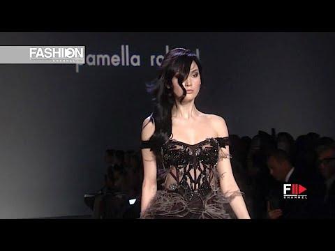 PAMELLA ROLAND Fall 2018/2019 New York - Fashion Channel