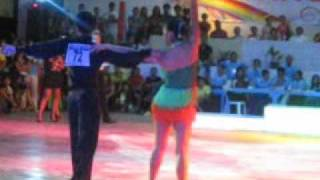 Carcar City vs. Cebu City Dancesports Showdown - CVIRAA 2010