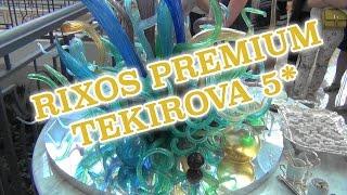Rixos Premium Tekirova 5* – Кемер – Лучшие   отели Турции