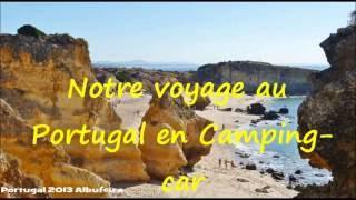Voyage au Portugal en Camping Car