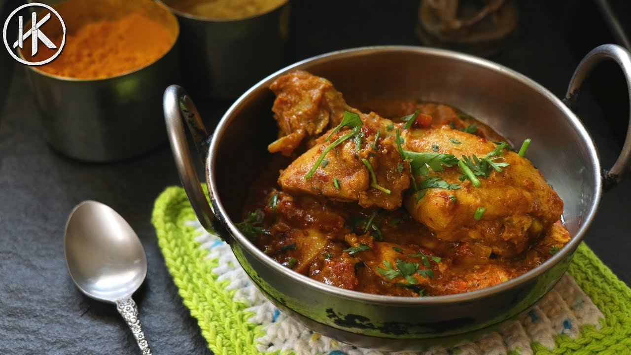 Keto Chicken Curry