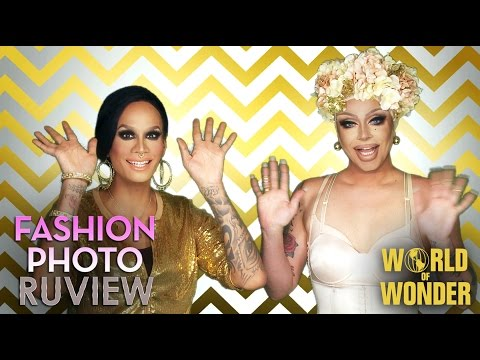 RuPaul's Drag Race Fashion Photo RuView with Raja and Raven - Season 7 Episode 1 thumbnail