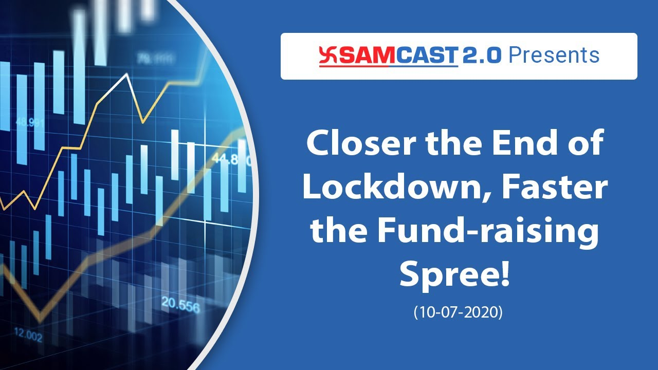Closer the End of Lockdown, Faster the Fund-raising Spree! | Stock Market Analysis | Nifty Analysis