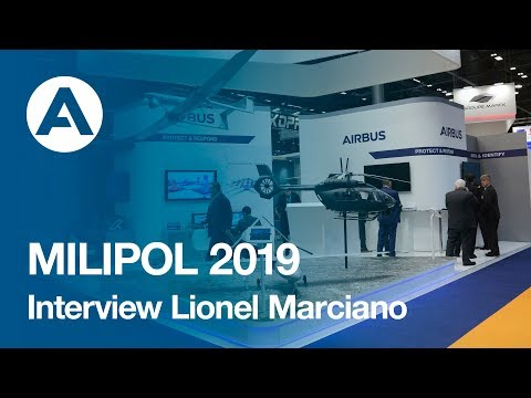 Interview Lionel Marciano - Operating Marketing manager - Airport Security