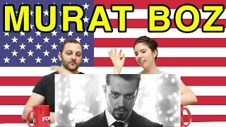 "Americans React To Murat Boz ""Janti"" [Turkish Subs]"
