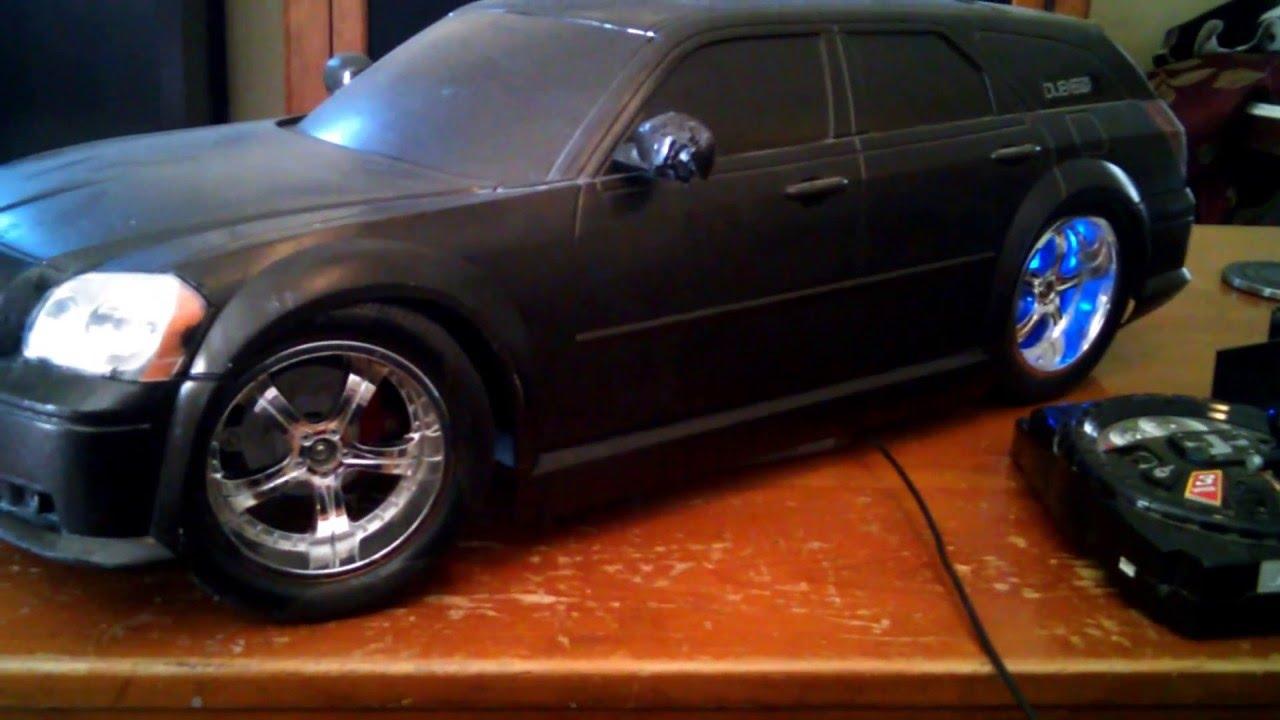 1 6th Scale Rc Dodge Magnum R T