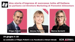 New Normal Live con Simona Fiorentini