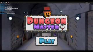 Roblox Dungeon Master Part 4 [buying a pet cactus and a ice panda]