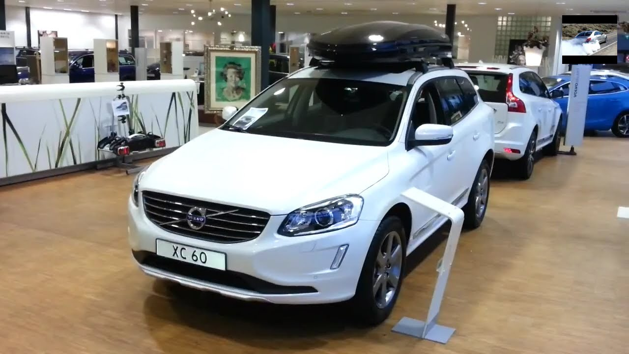 Volvo Xc60 2015 In Depth Review Interior Exterior Youtube