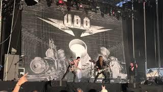 UDO One Heart One Soul Live At Rockfest Barcelona 03 07 19
