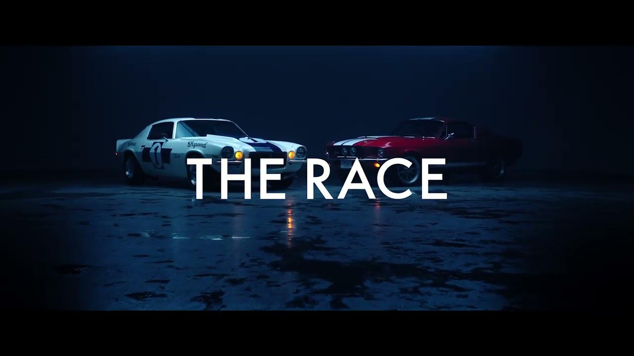 AK-69 - New Album「The Race」Teaser Movie Vol. 2