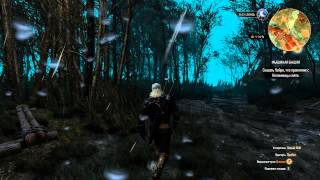"The Witcher 3 - Концовка квэста ""Мышиная башня"""