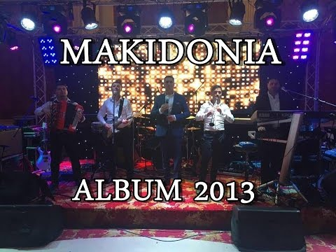 MAKIDONIA - ALBUM