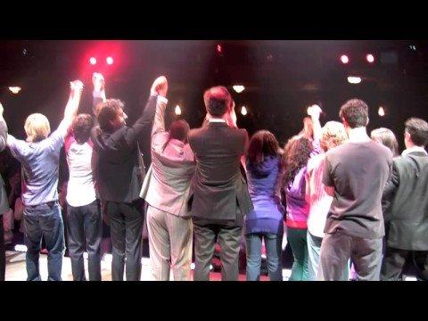 13 Opening night on Broadway