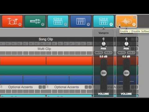 Ignite Music Software - Recording Audio
