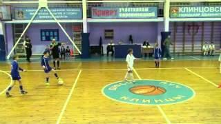 Динамо 2 Брянск 2003   ФК Климово 2003 четвертьфинал