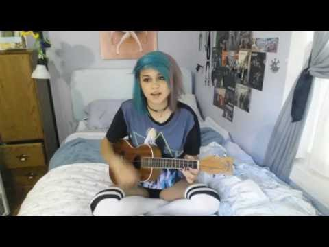 Such Small Hands//Nobody Not Even The Rain by La Dispute - Ukulele Cover | Kylie The Jellyfish