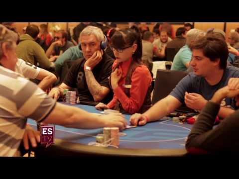 El Social Tv 415. Poker en City Center. Sáb 22.7.2017. C5 Rosario. De Nativa Models. ESTV