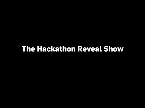 Virtual Masters Conference 2021 Hackathon Reveal