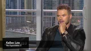 Exclusive interview with expandables 3 actor kellan lutz
