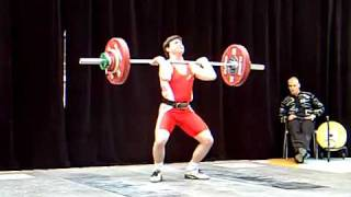 Ryan Shinn - Clean & Jerk 92Kg