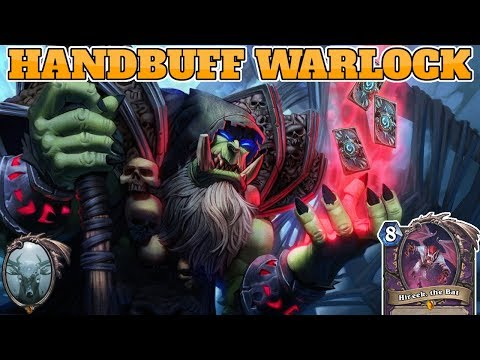 Hir'eek HandBuff Warlock | Rastakhan's Rumble | Hearthstone Guide How To Play
