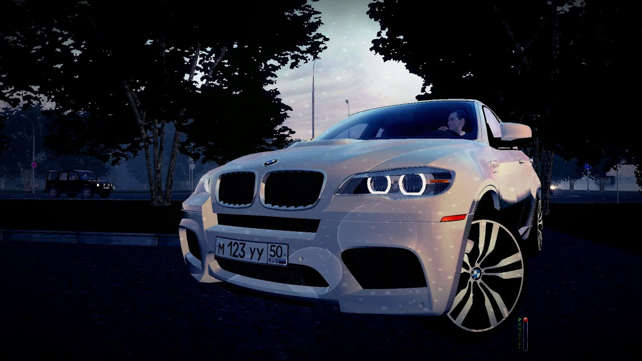 Photo Gallery Of BMW X6 In City Wallpaper Desktop 3