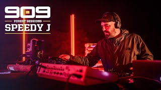 SPEEDY J ▪ 909 Forest Sessions ▪ FULL SET in HD audio ▪ MAY 2020