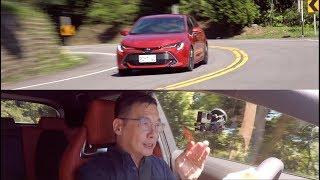 【統哥】直逼歐系車型的底盤 TOYOTA AURIS 試駕