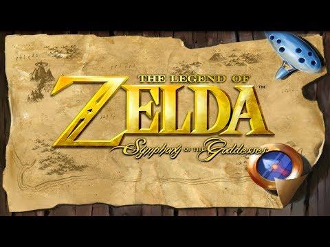 The Legend of Zelda Symphony Of the Goddesses Sydney 2017 ACT 1