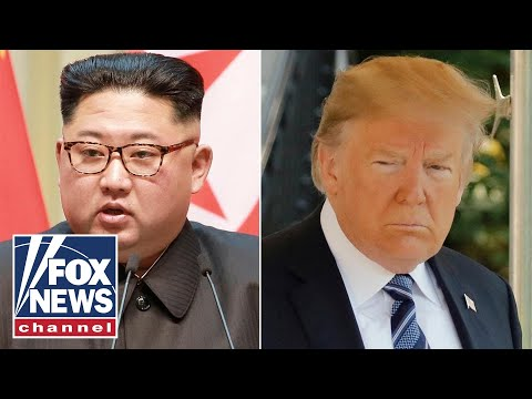 Trump administration signals Kim summit could be back on