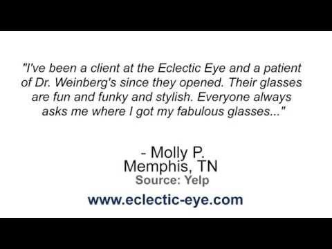 Eclectic Eye - REVIEWS  Memphis, TN Optometry Reviews