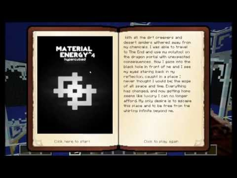 Material Energy 4   Ep1
