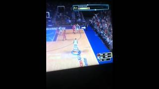 Nba 2k13 my career scoring over 100 points