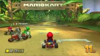 More Mario Kart 8 whit Smooth McGroove!!!