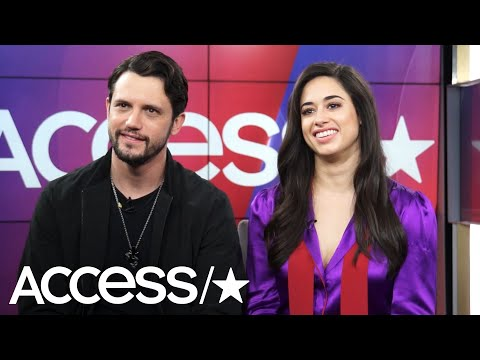 'Roswell, New Mexico': Nathan Dean Parsons & Jeanine Mason On Max & Liz's Instant Chemistry