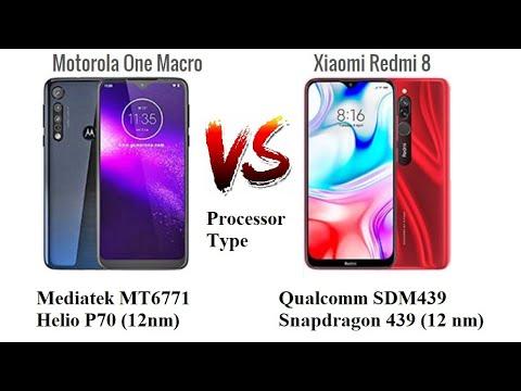 Motorola One Macro Vs Xiaomi Redmi 8 Specification Comparison Review