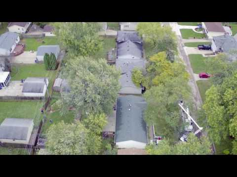 Quad Cities 06OCT16 EF-1 Tornado Aftermath