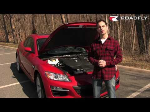 Roadfly.com - 2011 Mazda RX-8 Review & Test Drive