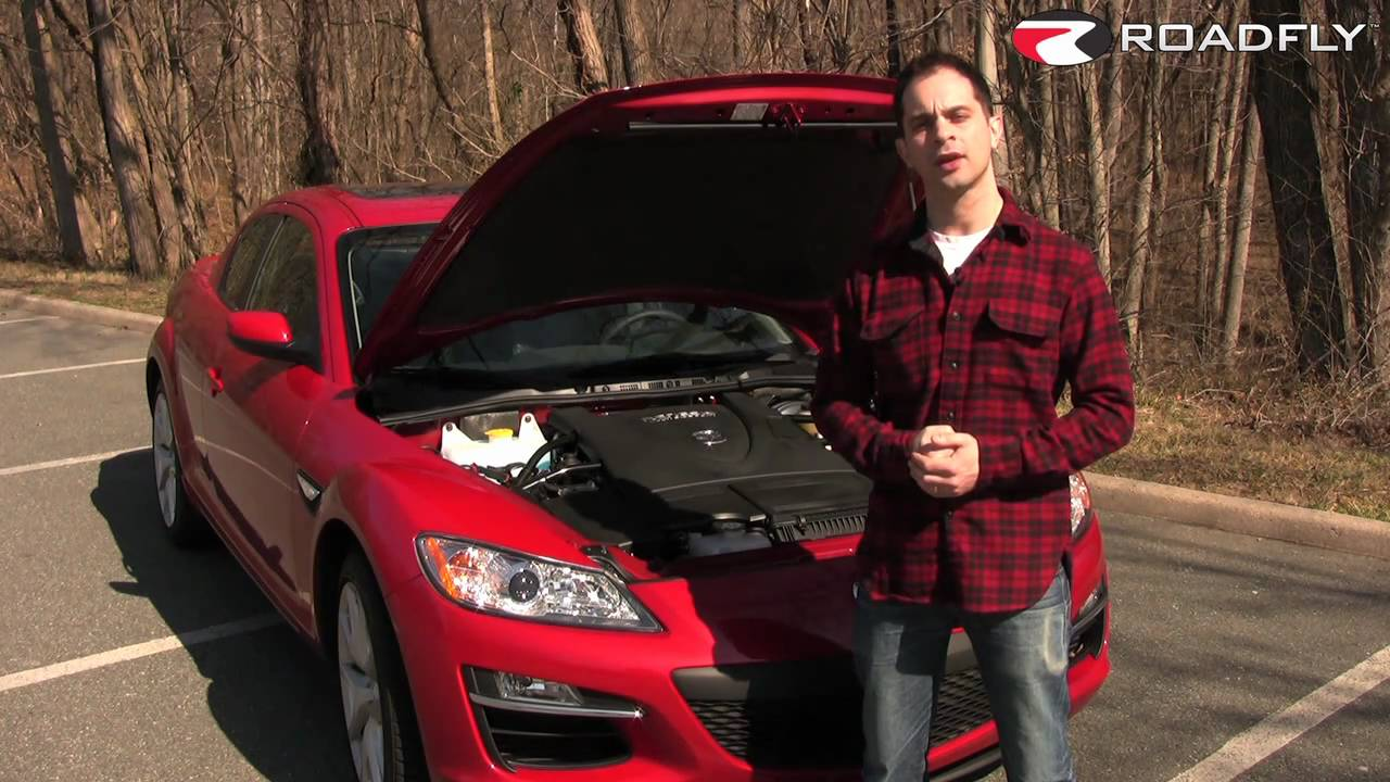 roadfly - 2011 mazda rx-8 review & test drive - youtube