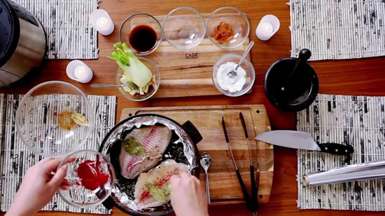 Рецепты приготовления на пароварке видео клуб автолюбителей ваз тюнинга 2109
